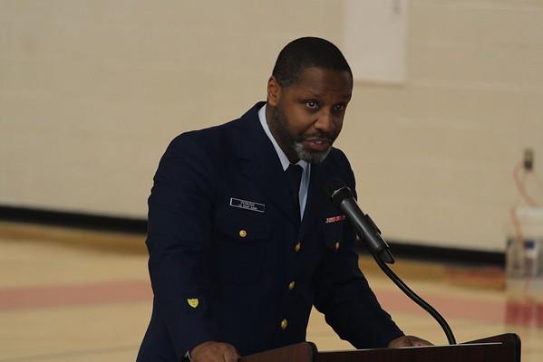 '19 Cardinal Veterans Day Assembly