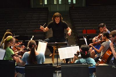 2015 Symphony Strings Spring Rehearsal