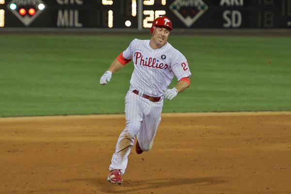 Philadelphia Phillies 7/26/11
