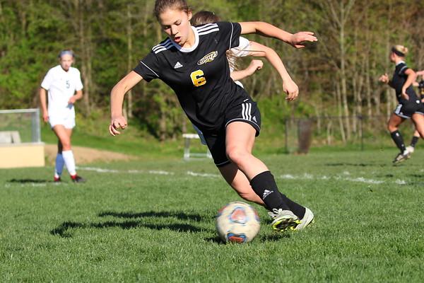 Soccer Girls Varsity vs Unity - KCHS 5/10/19