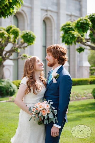 Kelly and Ian Wedding