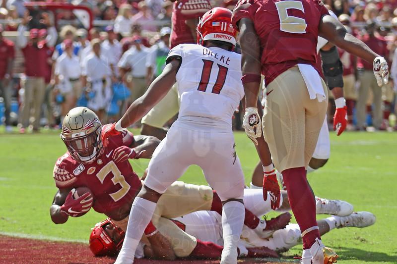 Louisville Cardinals @ Florida State Seminoles
