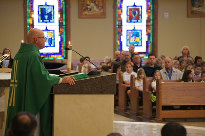 Father's Day Mass HFE 2014