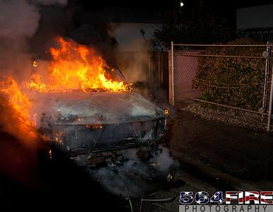 LAFD - Auto Fire - 2-17-12