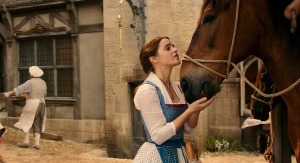 WATCH: Emma Watson on being Belle in upcoming BEAUTY AND THE BEAST