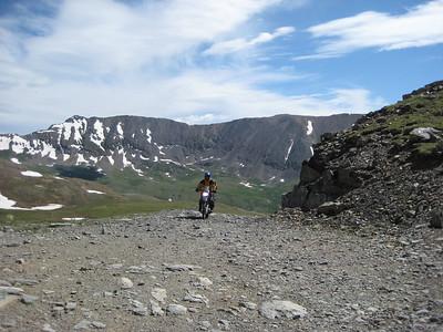 Skeeter Pass July 12 2009