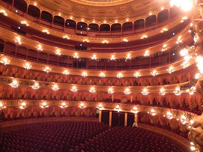 Theatre Colon - Buenos Aires, Argentina