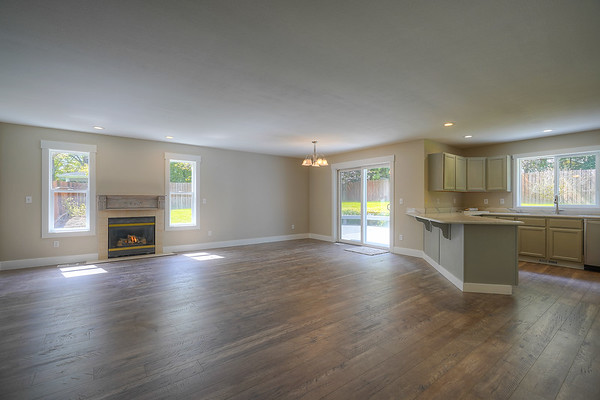 Michael Robinson - Main floor - 3808 15th Ave Ct. NW
