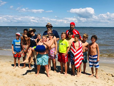 2026 Team Picnic_Carey Beach at the Willows