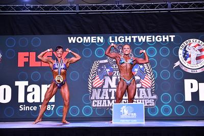 Women's BB Open Light Heavyweight