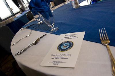 Dassa Carvey's Retirement Luncheon