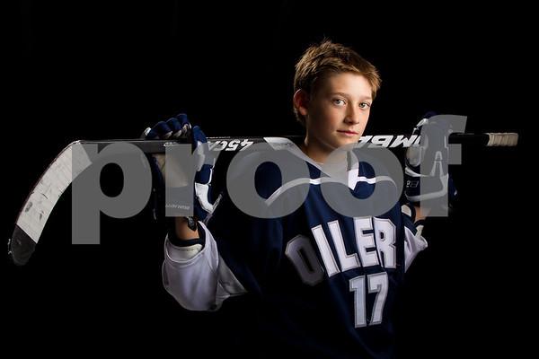 2011-11-16 Oilers Bantam Mclean