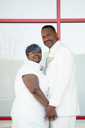 Mr. and Mrs. Eric Benison