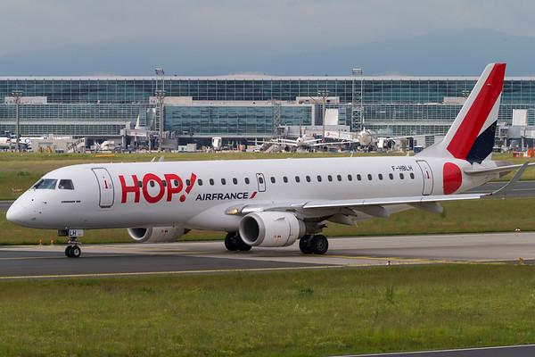 F-HBLH - Embraer 190