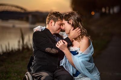 Jessica and Andrew