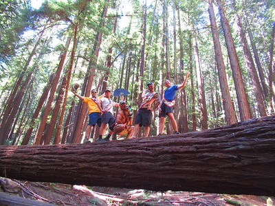 Redwood Park/Girls Camp: Jun 22-24, 2018