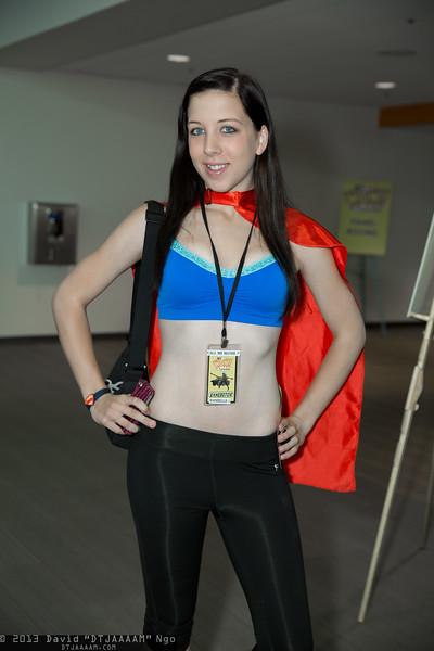 Big Wow Comicfest 2013 - Sunday