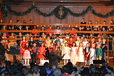 Saint Mark's Presents 'Sounds of the Season'