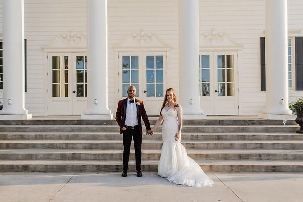 Estate-Style Mansion Wedding : The Milestone :  Kellyn + Andrew