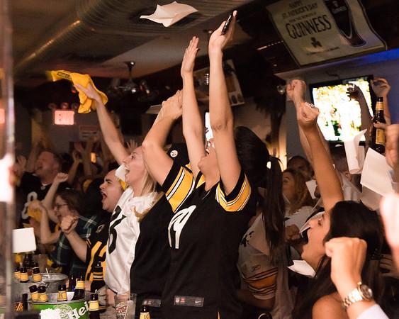 Irish Exit - Steelers 09/12/16