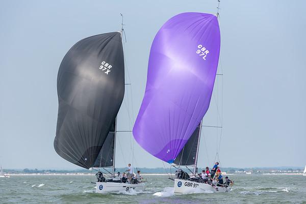 JCup 18 - Island Sailing Club