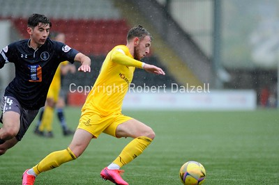 Airdrieonians v Queens Park Friendly (1.0)