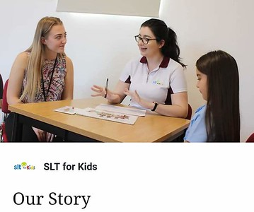 SLT FOR KIDS - NUTTERSONS 2019