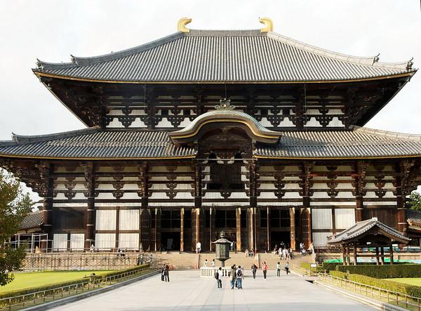 Nara - Todai-Ji Temple
