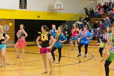 Hutch Danceline Boy Girl Dance 2