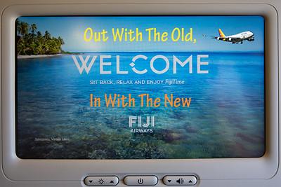 Air Pacific/Fiji Airways (2013)