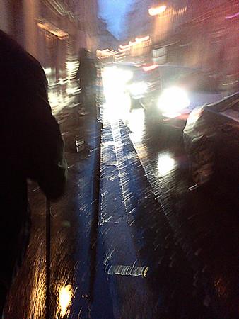 Paris by rain