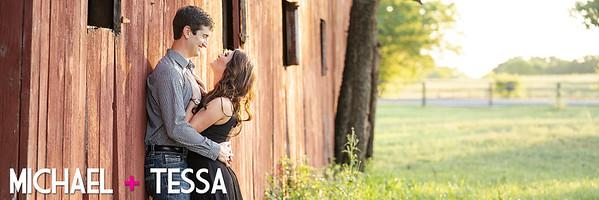 Michael + Tessa