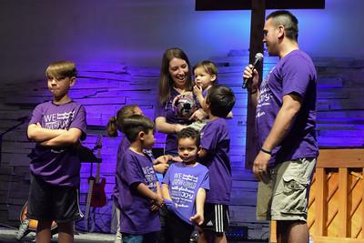 Jackson Adoption Party