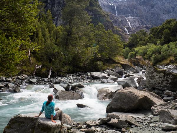 Mount Aspiring National Park and Region