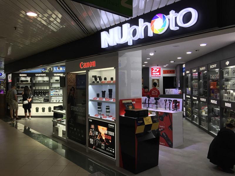 NUphoto Singapore