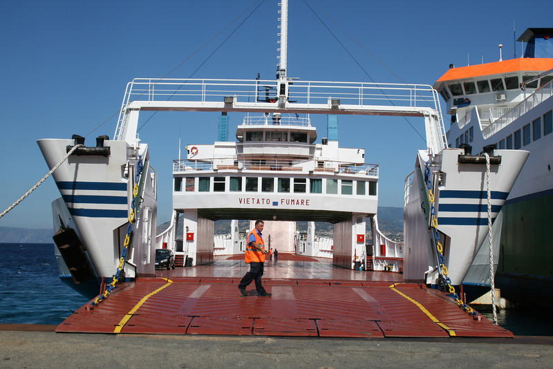 2010 - F/B GIUSEPPE FRANZA in Messina.
