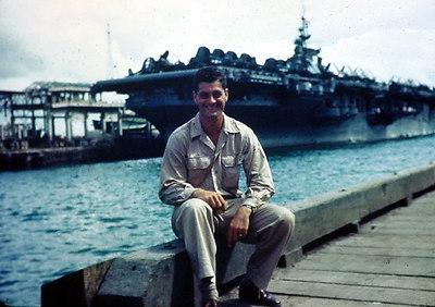 Anthony Pupplo WWII Pics