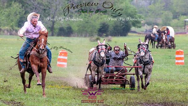 Saturday Land Rush and Ponies