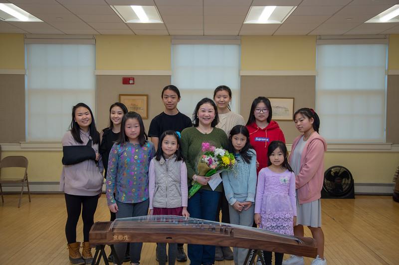 2019-01-12 Winter Guzheng Recital