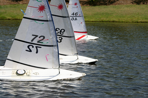 2015 RC Laser Father's Day Regatta