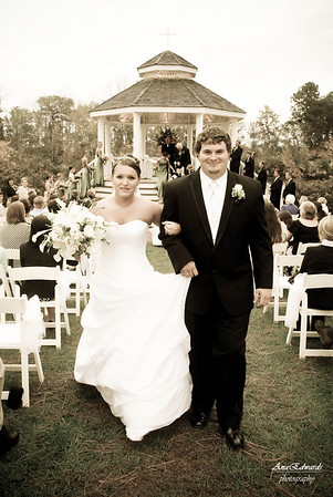 Mr. and Mrs. Jordan Hembree, Gin Creek