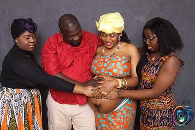 Abigael, Ella, & Family