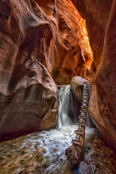 Kanarra Falls near Zion