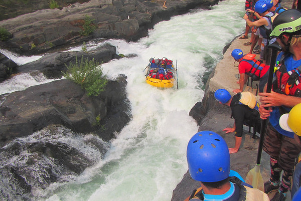 Middle Fork American River Raft/Camp: Aug 3-5, 2018
