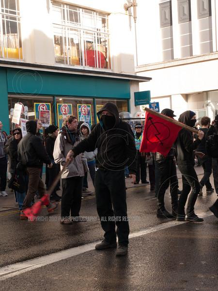 Anti-squatting Demonstration
