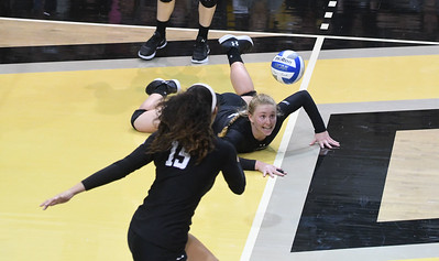 Purdue vs Northwestern Womens Volleyball