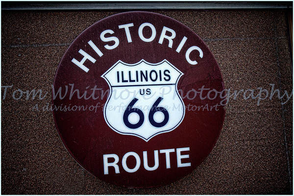 Route 66 Chicago, IL to Tulsa, OK 2018
