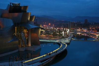 Bilbao and San Sebastian