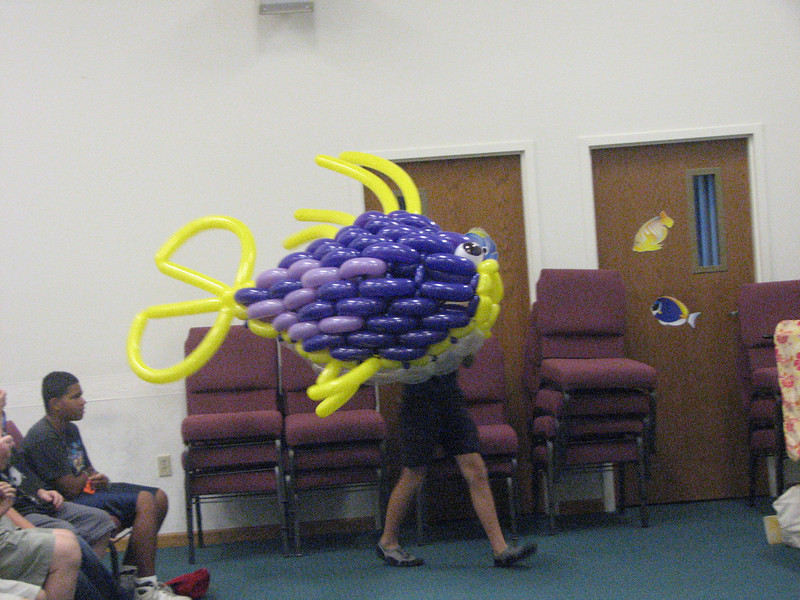 MI, First Nazarene VBS, Bay City MI, Aug 2010 158.JPG