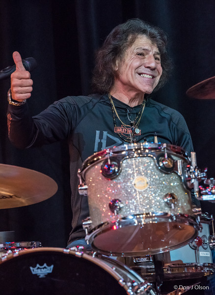 Sandy Gennaro--Let There Be Drums 2017--McNally Smith.